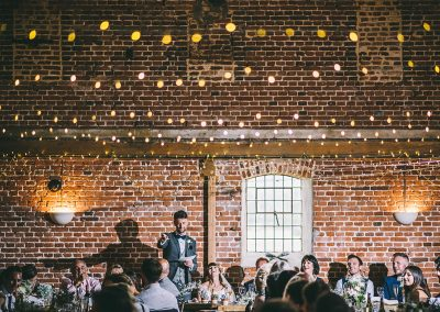 Weddings at Godwick Great Barn in Norfolk