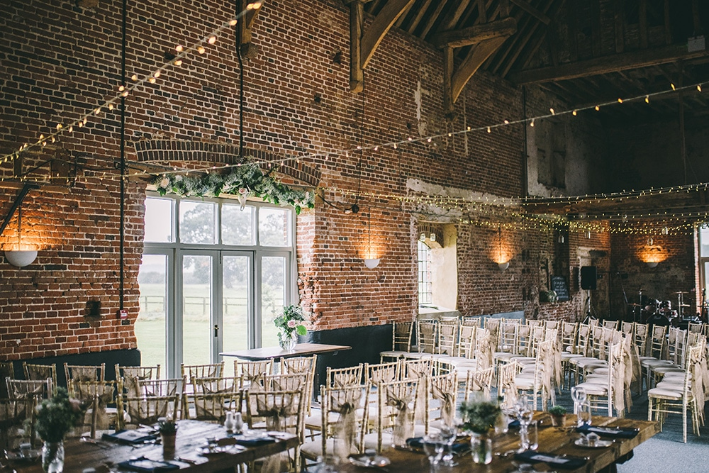Weddings At Godwick Great Barn Unique Wedding Venue In Norfolk