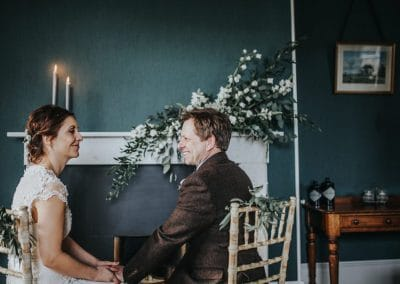 elopement Weddings at Godwick Hall in Norfolk