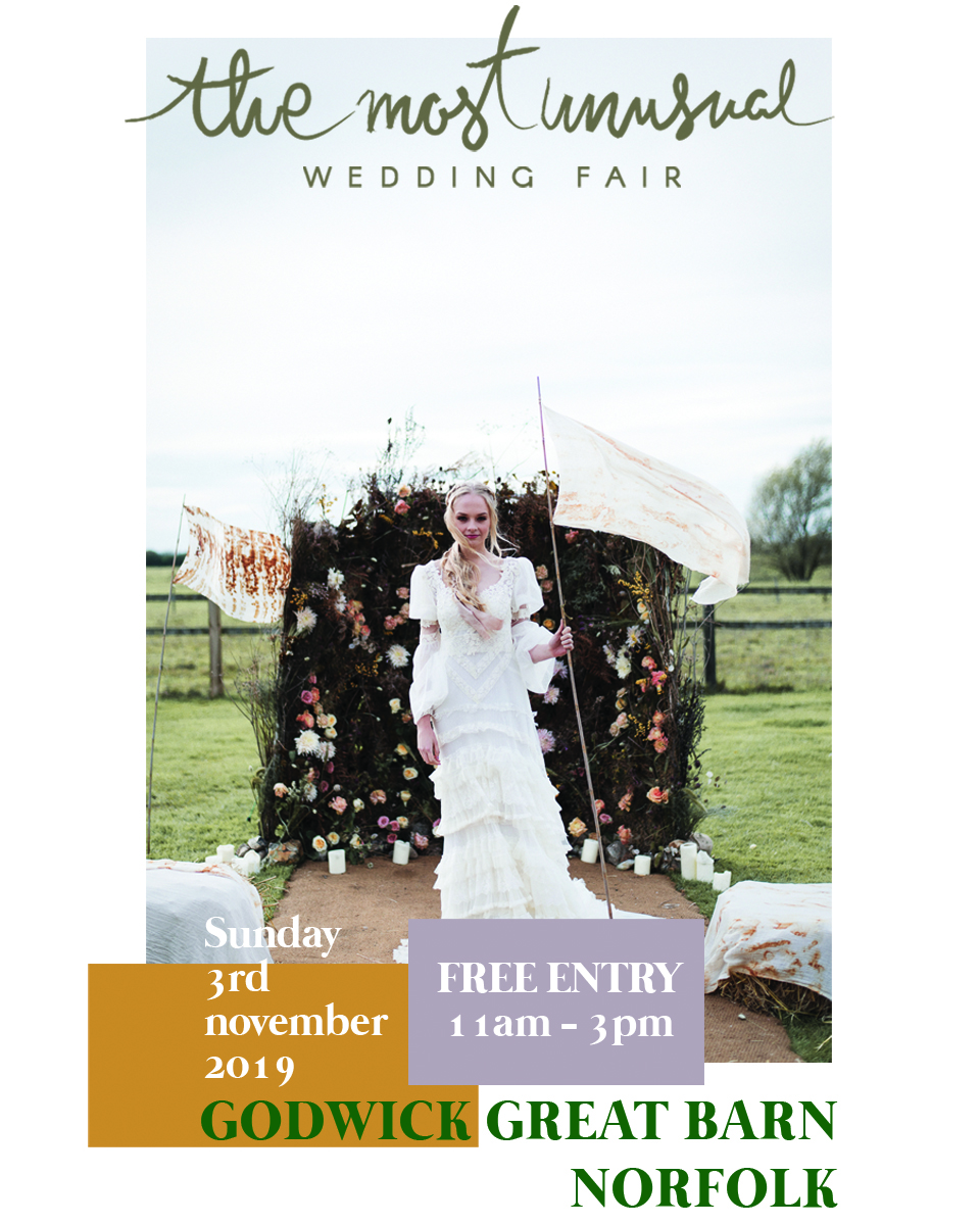 The Most Unusual Wedding Fair